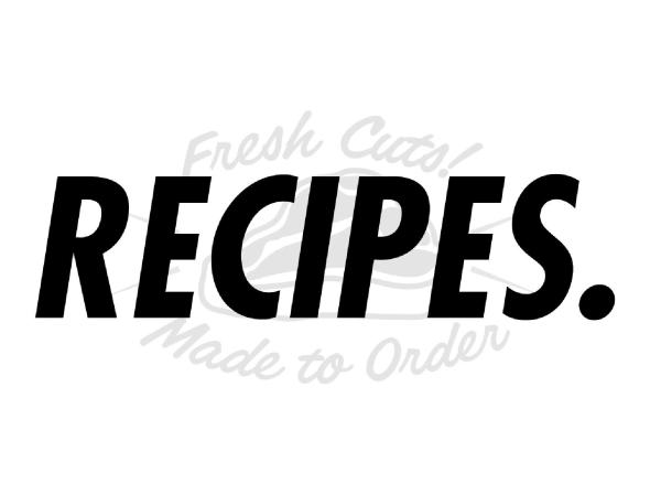 Saga Recipes